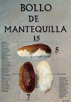 BOLLO DE MANTEQUILLA