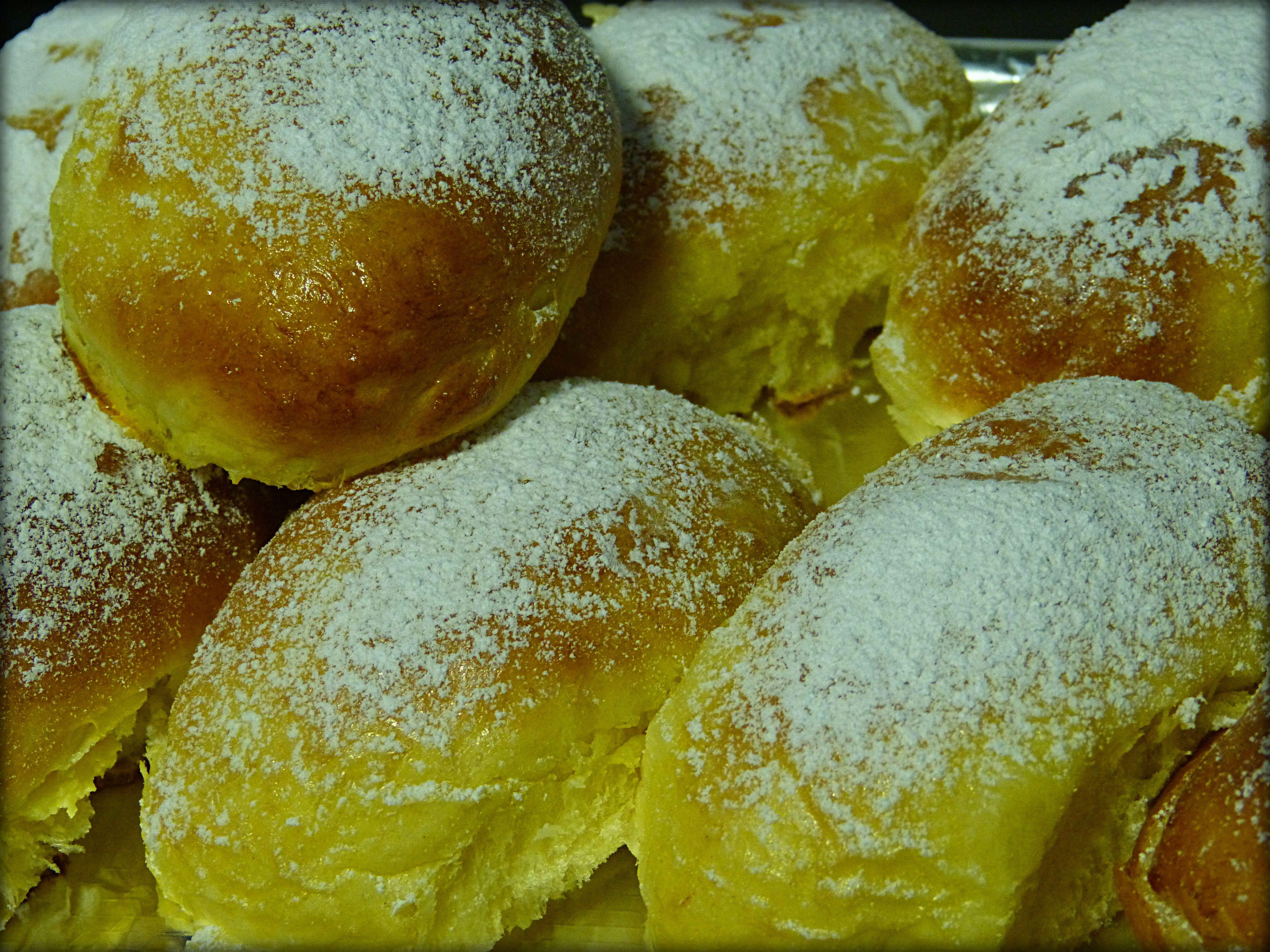 bollos de mantequilla