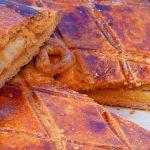 Empanada de calabaza y patata