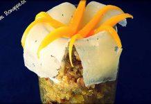 Ensalada templada de quinoa con setas