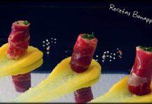 Rulo de jamón