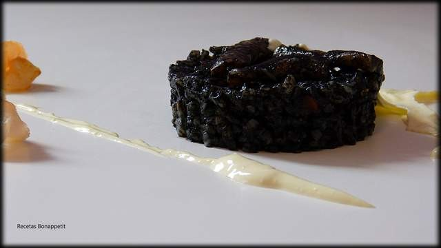 Arroz negro recetasbonappetit