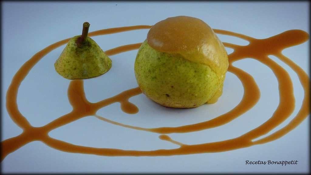Mermelada de pera