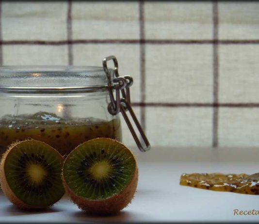 Mermelada de kiwi