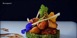 brocoli y pollo